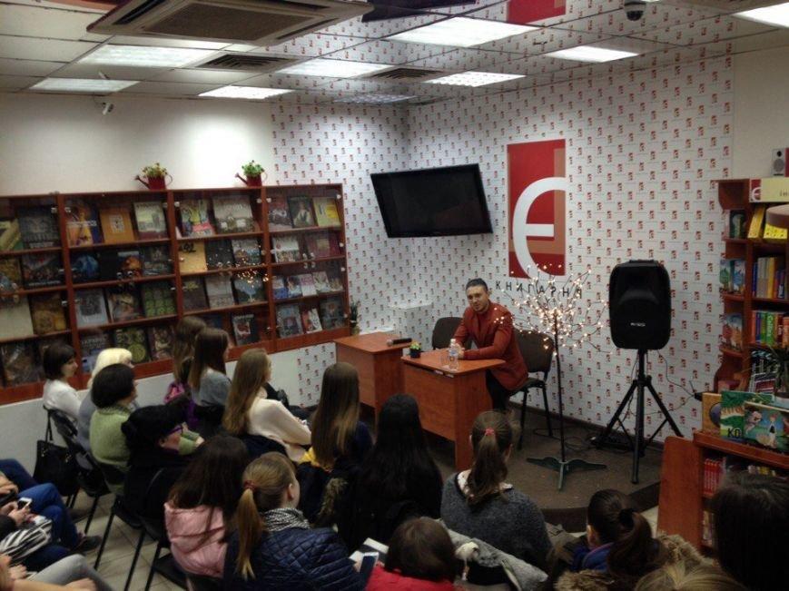 "В Днепр приехал фронтмен группы ""Антитела"" Тарас Тополя (ФОТО), фото-1"