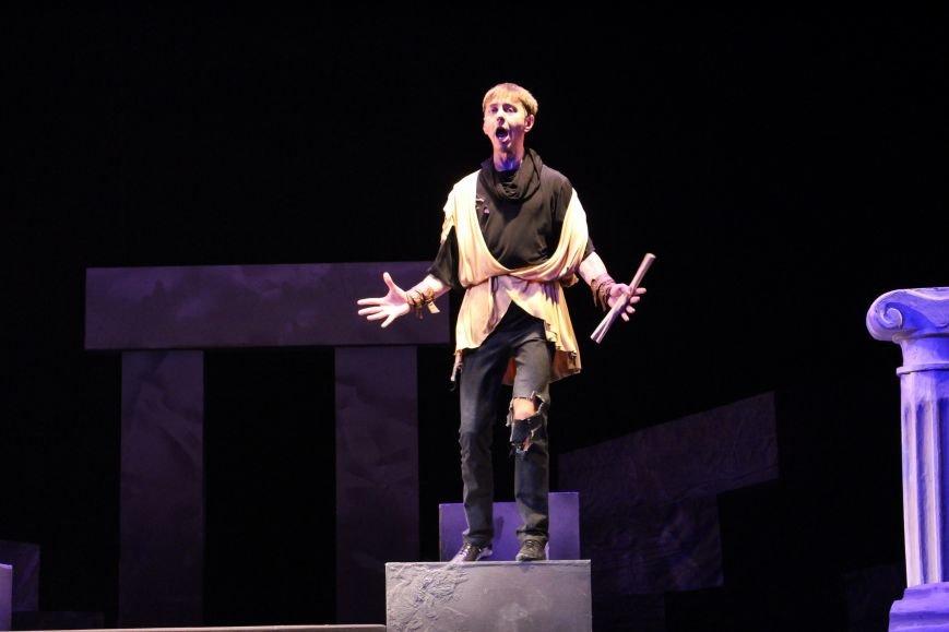 В Каменском театре снова показали «Забыть Герострата», фото-3