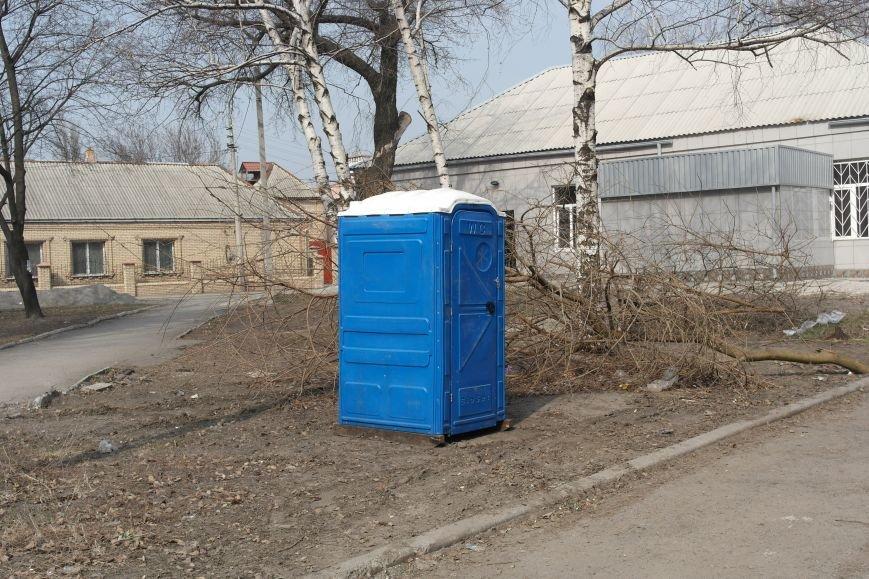 Если «припекло»: на биотуалетах в Покровске укажут телефон, по которому можно будет сообщить о ненадлежащем санитарном состоянии, фото-5