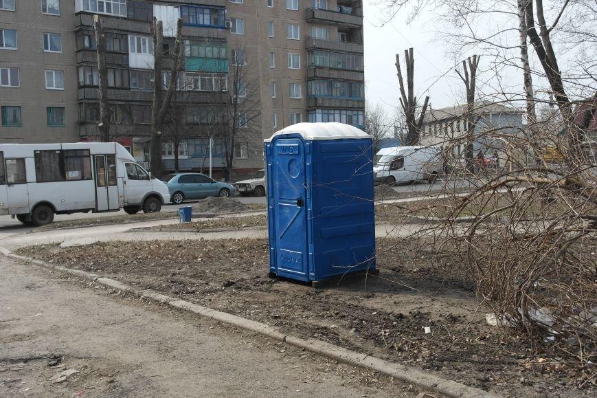 Если «припекло»: на биотуалетах в Покровске укажут телефон, по которому можно будет сообщить о ненадлежащем санитарном состоянии, фото-6