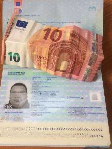 Як громадянин Словаччини хотів відкупитись від ужгородського прикордонника: фото, фото-1