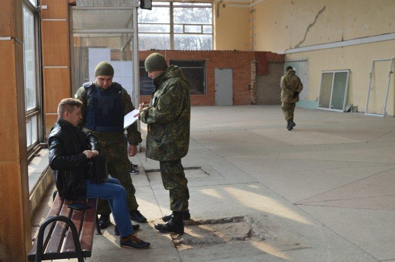 В Краматорской оперативной зоне усилены меры безопасности, фото-4