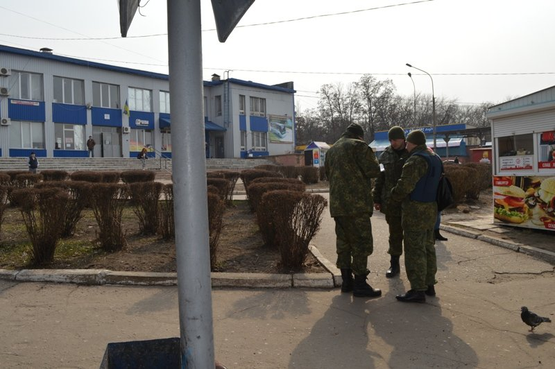 В Краматорской оперативной зоне усилены меры безопасности, фото-3
