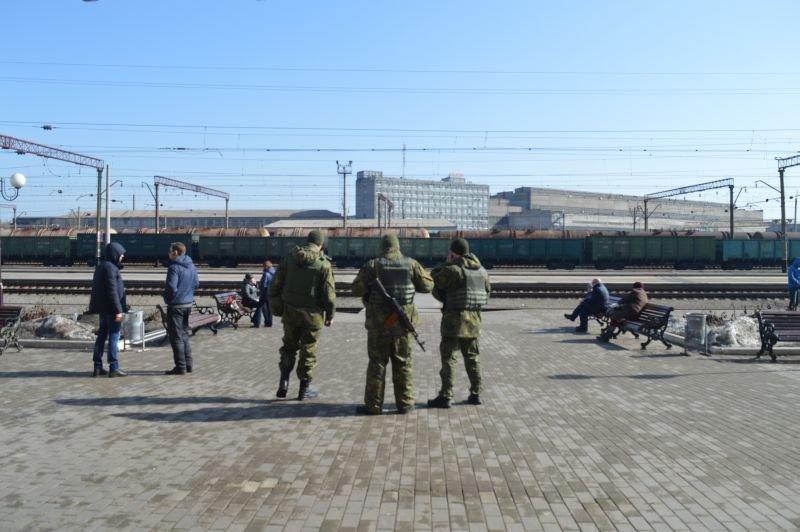 В Краматорской оперативной зоне усилены меры безопасности, фото-1