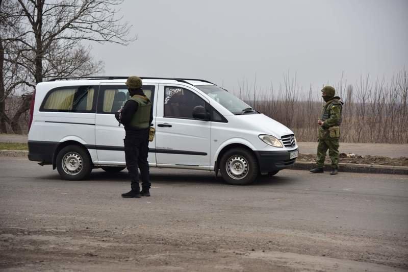 В Краматорской оперативной зоне усилены меры безопасности, фото-6