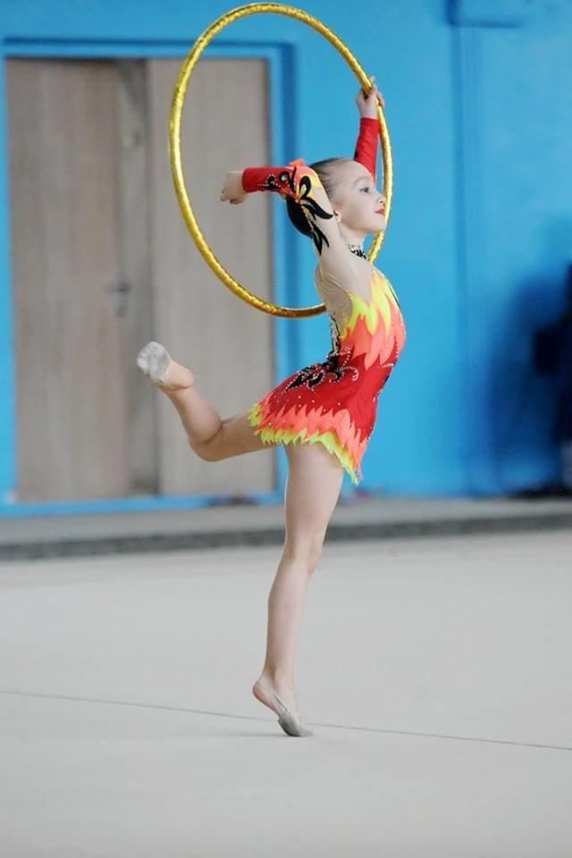 В Каменском прошел турнир по художественной гимнастике «Весенние грации», фото-2