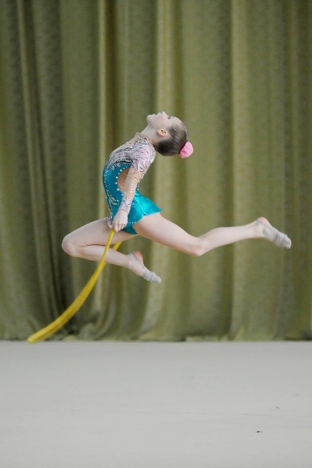 В Каменском прошел турнир по художественной гимнастике «Весенние грации», фото-3