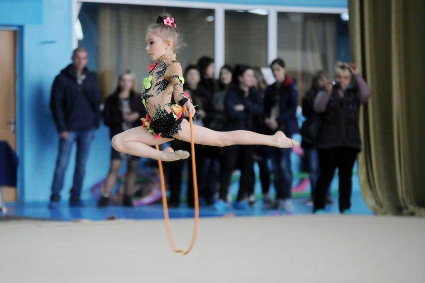 В Каменском прошел турнир по художественной гимнастике «Весенние грации», фото-4