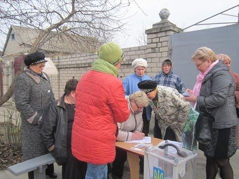 В Херсоні відбулись вибори нових квартальних, фото-1