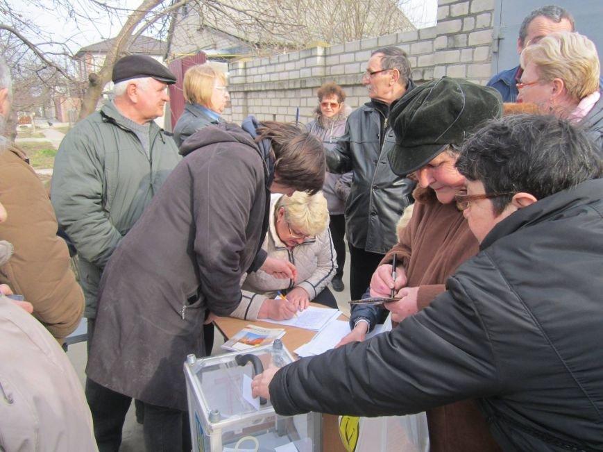 В Херсоні відбулись вибори нових квартальних, фото-2