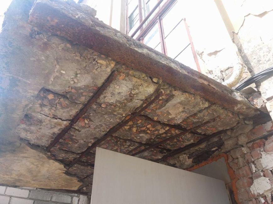 Над херсонцями нависає бетонна загроза (фото), фото-1