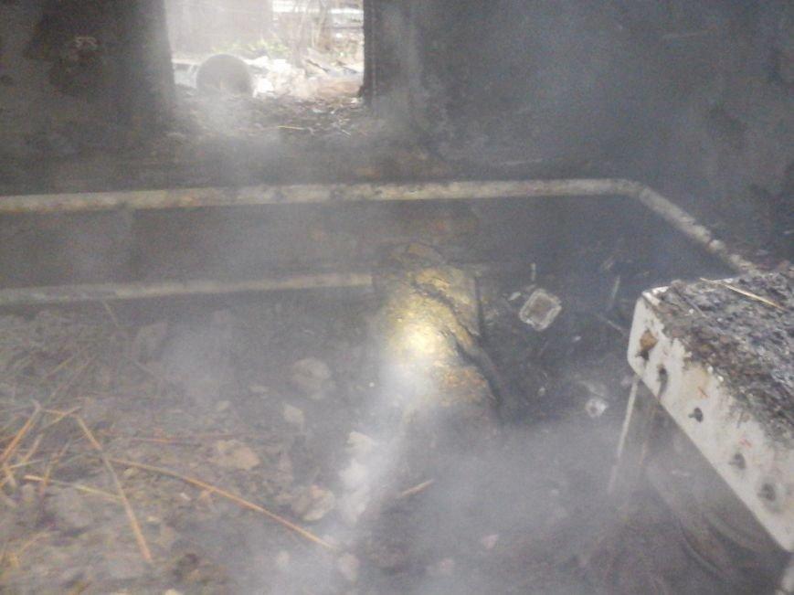 На Днепропетровщине при пожаре погибла 90-летняя женщина (ФОТО), фото-2