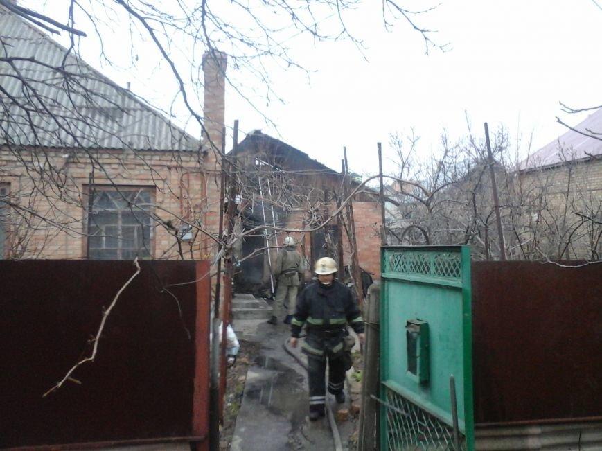 На Днепропетровщине при пожаре погибла 90-летняя женщина (ФОТО), фото-3