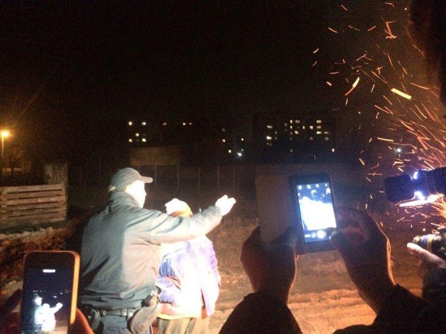 Кременчужани з поліцією проінспектували сусідів, які спалюють сухе листя, фото-2