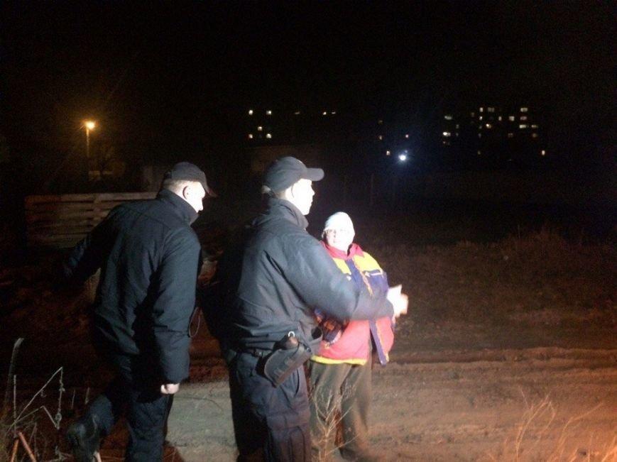 Кременчужани з поліцією проінспектували сусідів, які спалюють сухе листя, фото-3