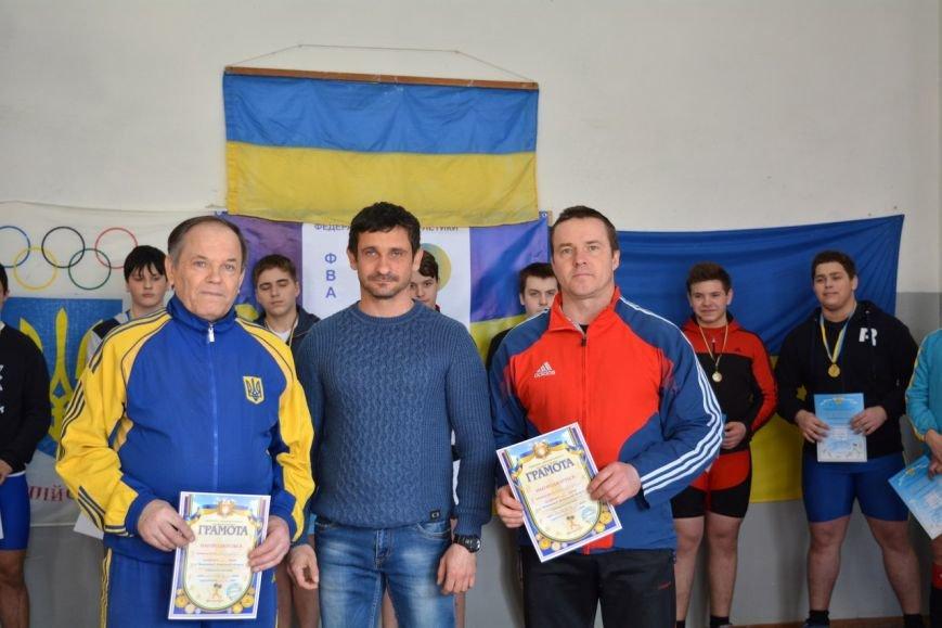 Краматорск принял чемпионат области по тяжелой атлетике, фото-2
