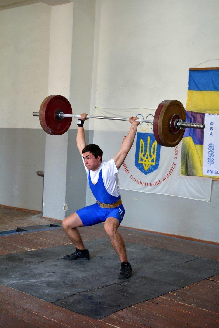 Краматорск принял чемпионат области по тяжелой атлетике, фото-3