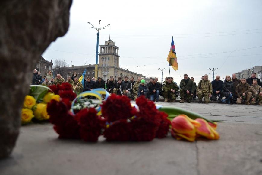 В Каменском отметили День украинского добровольца, фото-9