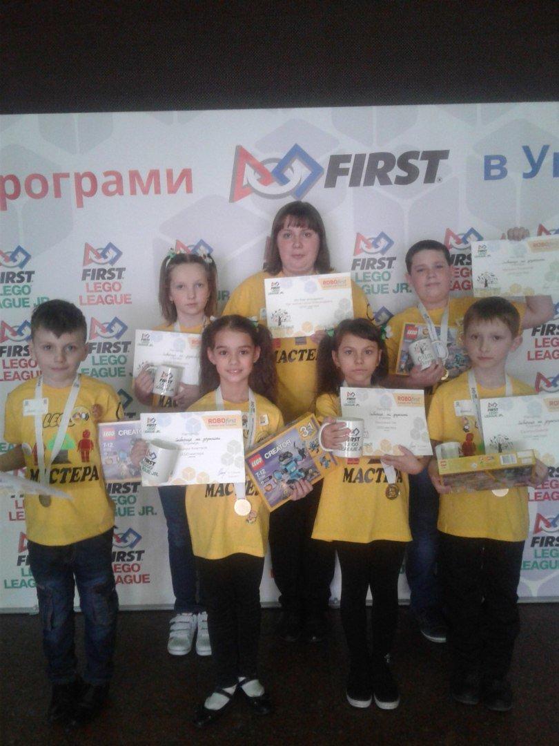 Краматорчане достойно выступили на Всеукраинском фестивале LEGO, фото-2