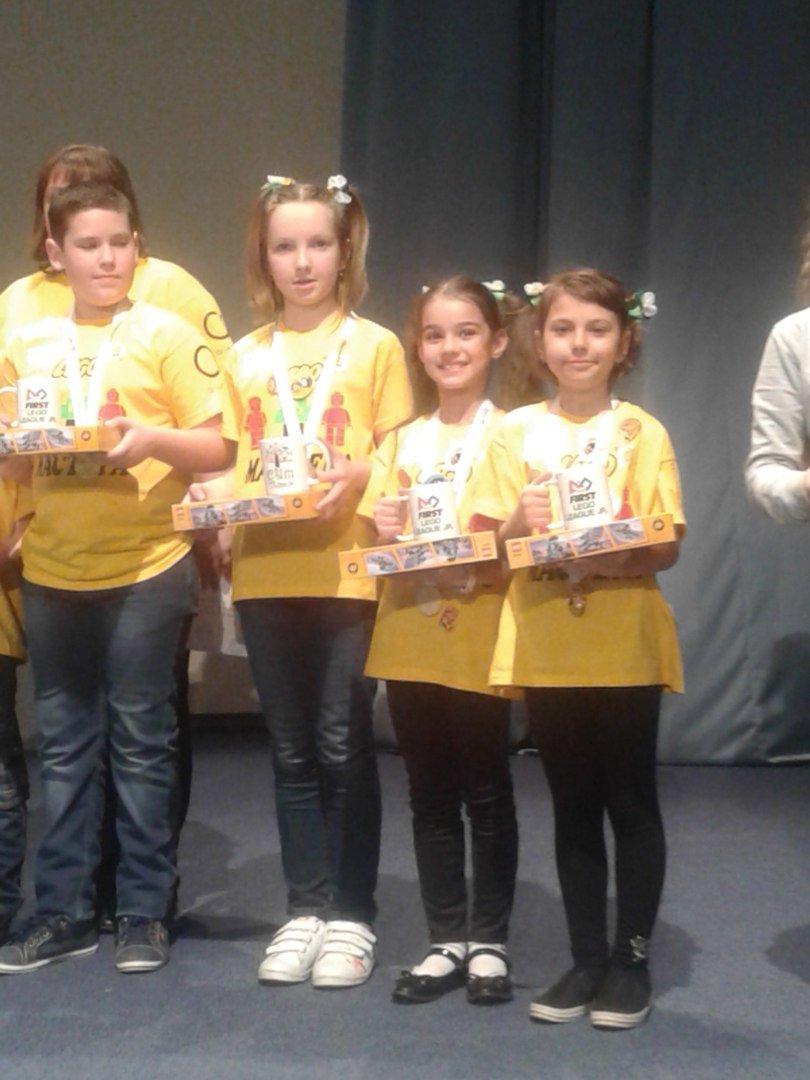 Краматорчане достойно выступили на Всеукраинском фестивале LEGO, фото-3
