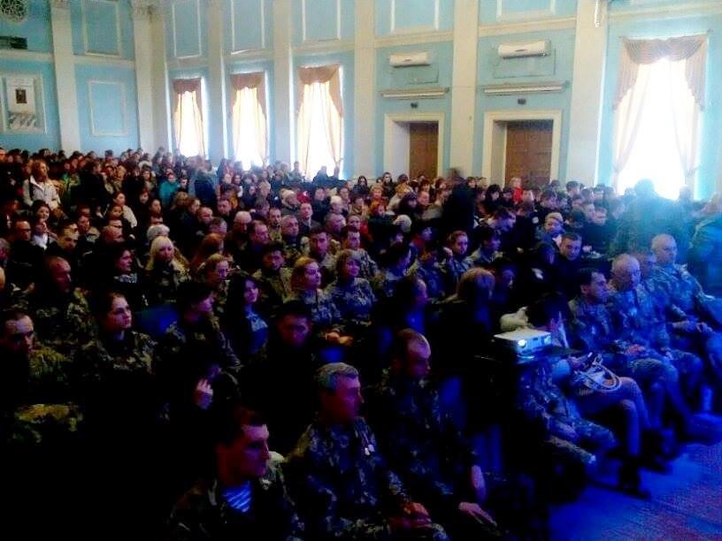 У Херсоні розпочалася акція «Ми – українці» (фото), фото-1