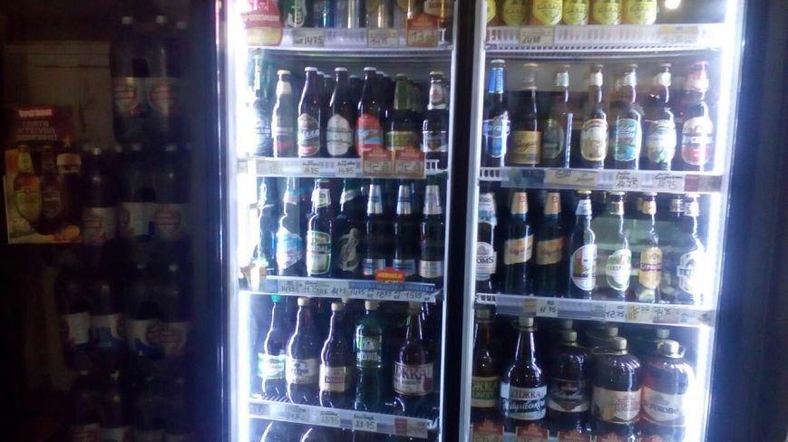 В Каменском полиция и общественники изъяли больше тысячи бутылок алкоголя, фото-1
