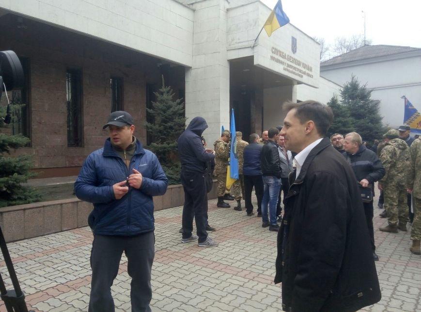 Патриоты Каменского обсудили с начальником СБУ проблемы наркомании, сепаратизма и монополии в сфере ЖКХ, фото-3