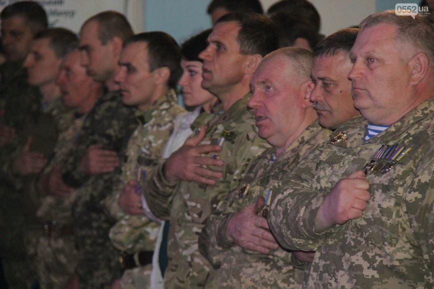 У Херсоні до Дня українського добровольця військовослужбовці отримали Подяки та Почесні грамоти (фото), фото-2