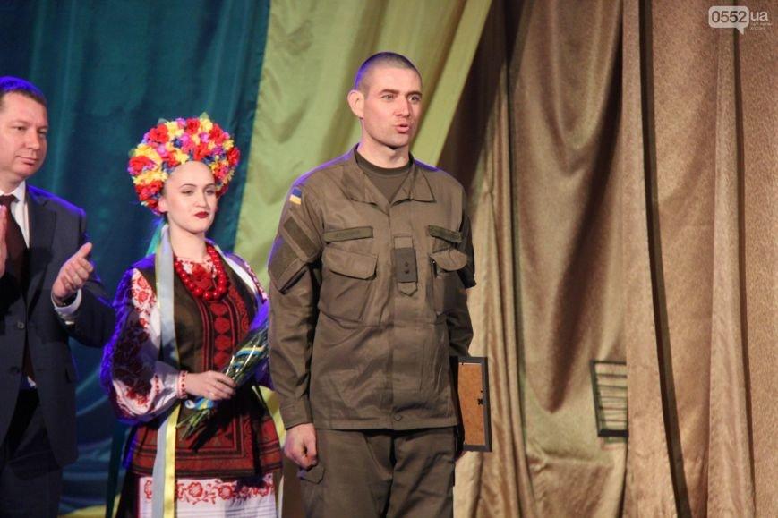 У Херсоні до Дня українського добровольця військовослужбовці отримали Подяки та Почесні грамоти (фото), фото-1