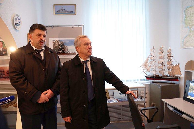 Под Белгородом появился музей адмиралов Касатоновых, фото-2