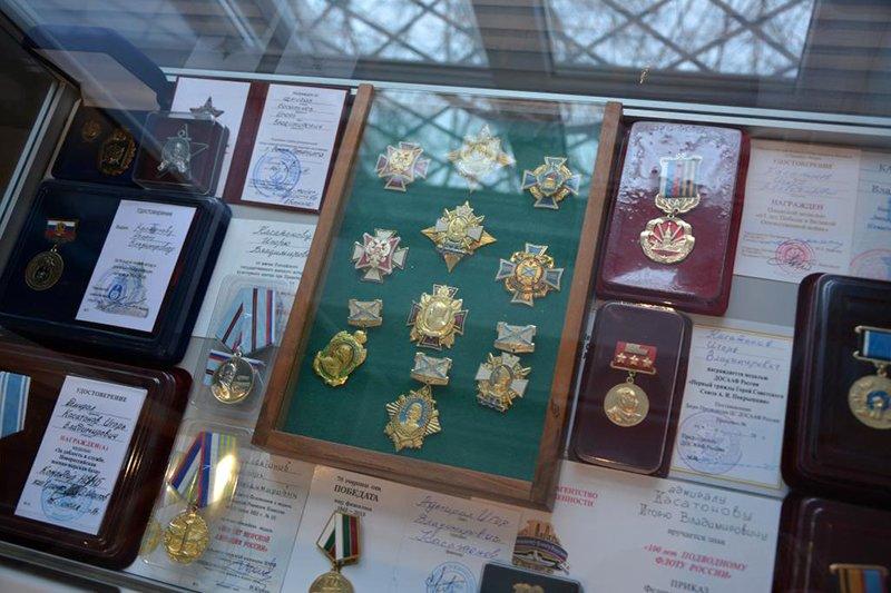Под Белгородом появился музей адмиралов Касатоновых, фото-1