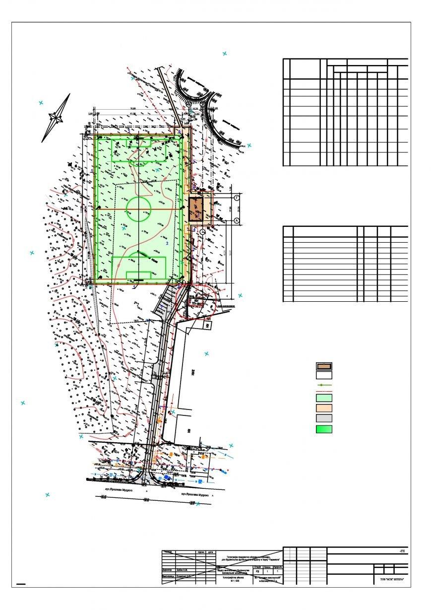 ГП- стадіон Бровари парк-Model