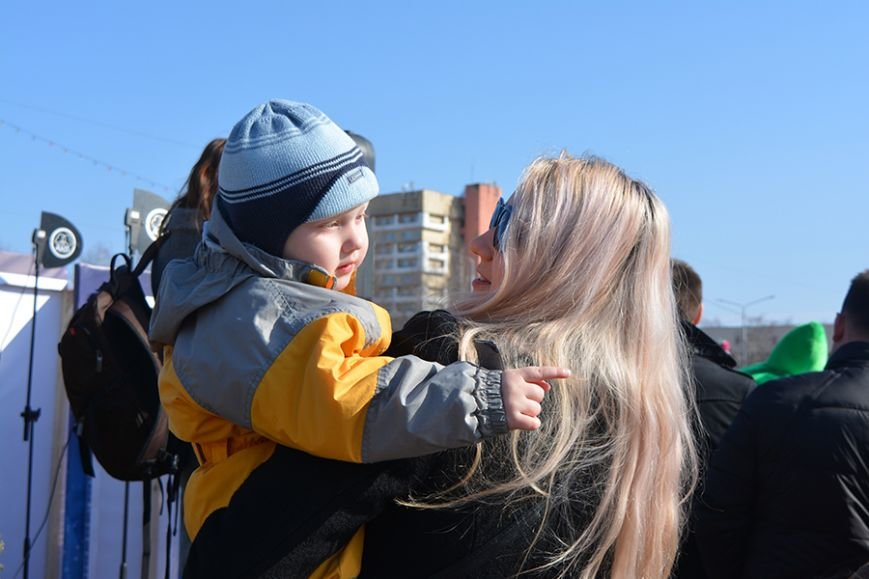 Как Бонстики развлекали ребят в Полоцке и Новополоцке. ФОТОРЕПОРТАЖ, фото-3