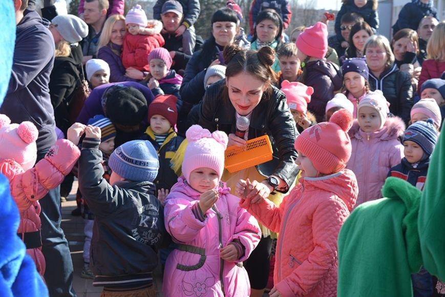 Как Бонстики развлекали ребят в Полоцке и Новополоцке. ФОТОРЕПОРТАЖ, фото-12