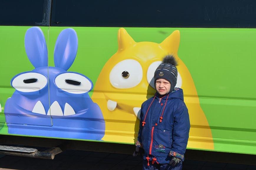Как Бонстики развлекали ребят в Полоцке и Новополоцке. ФОТОРЕПОРТАЖ, фото-4