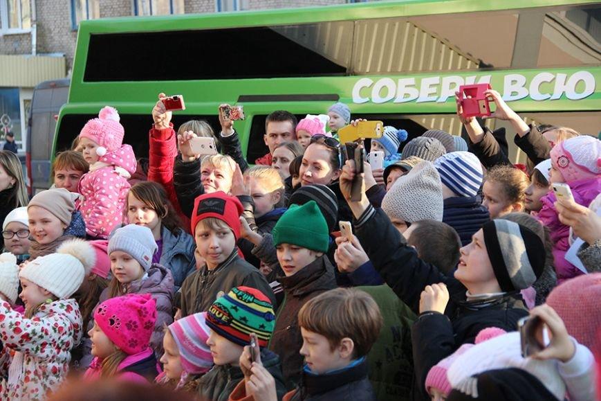 Как Бонстики развлекали ребят в Полоцке и Новополоцке. ФОТОРЕПОРТАЖ, фото-33