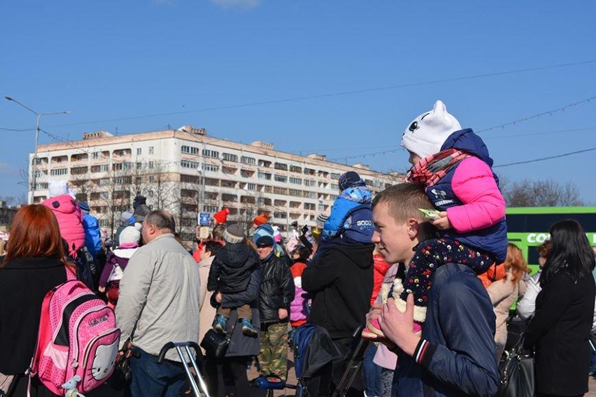 Как Бонстики развлекали ребят в Полоцке и Новополоцке. ФОТОРЕПОРТАЖ, фото-2