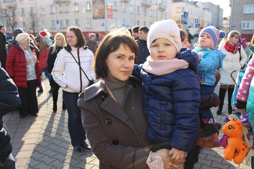 Как Бонстики развлекали ребят в Полоцке и Новополоцке. ФОТОРЕПОРТАЖ, фото-17