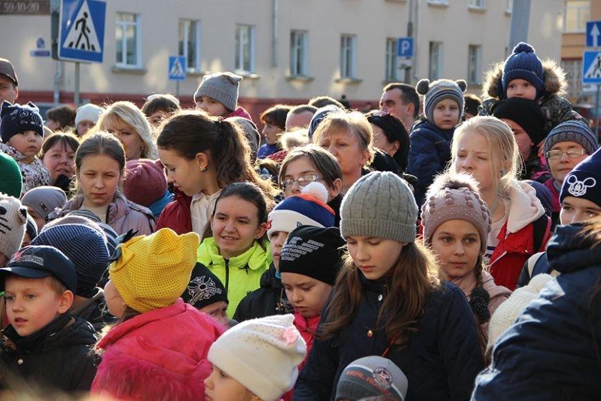 Как Бонстики развлекали ребят в Полоцке и Новополоцке. ФОТОРЕПОРТАЖ, фото-25