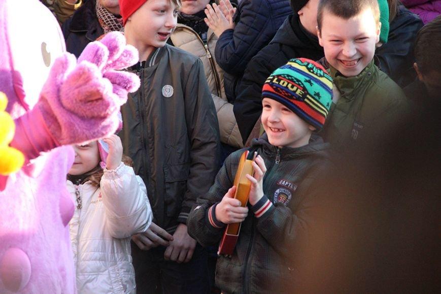 Как Бонстики развлекали ребят в Полоцке и Новополоцке. ФОТОРЕПОРТАЖ, фото-34