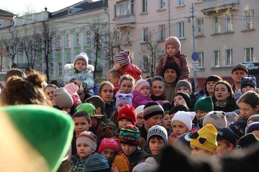 Как Бонстики развлекали ребят в Полоцке и Новополоцке. ФОТОРЕПОРТАЖ, фото-23