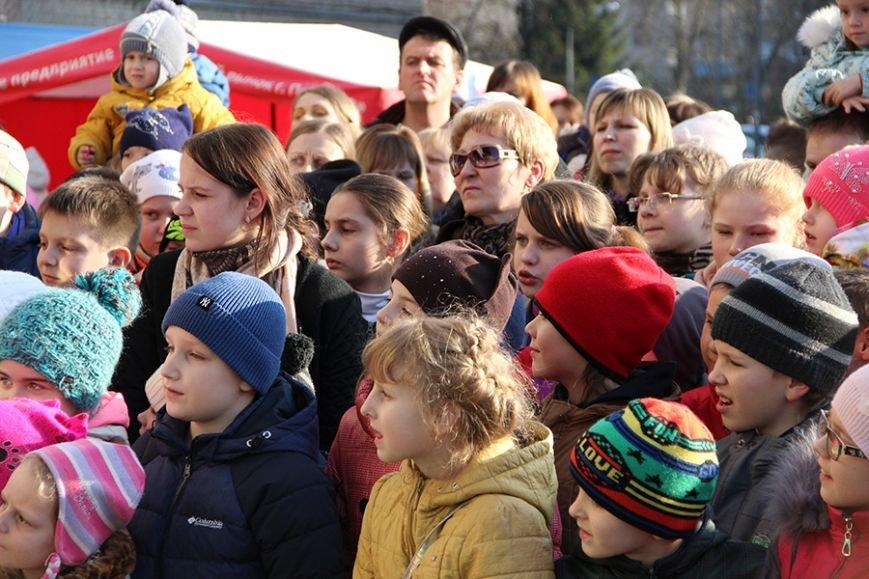 Как Бонстики развлекали ребят в Полоцке и Новополоцке. ФОТОРЕПОРТАЖ, фото-20