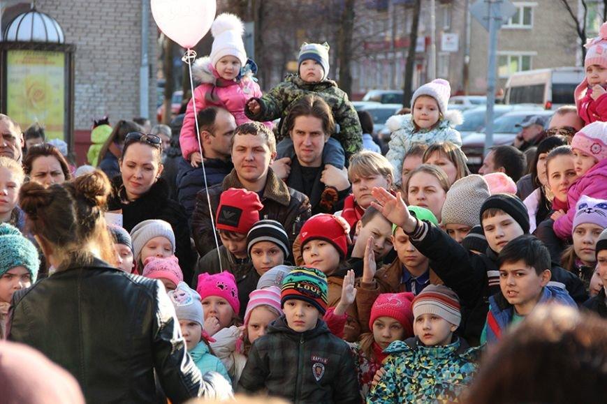 Как Бонстики развлекали ребят в Полоцке и Новополоцке. ФОТОРЕПОРТАЖ, фото-29