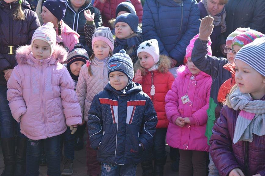 Как Бонстики развлекали ребят в Полоцке и Новополоцке. ФОТОРЕПОРТАЖ, фото-11