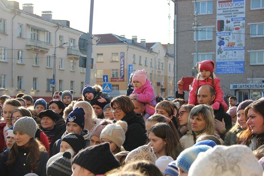 Как Бонстики развлекали ребят в Полоцке и Новополоцке. ФОТОРЕПОРТАЖ, фото-24