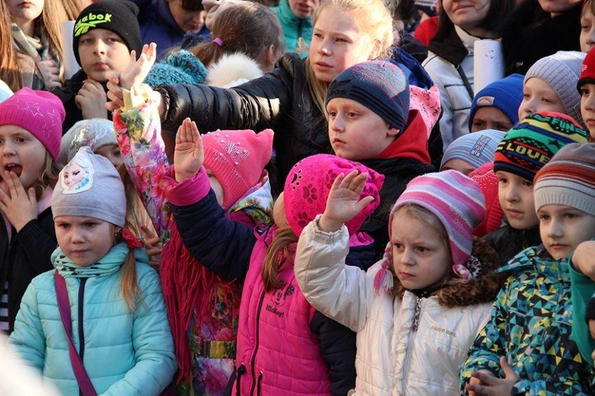 Как Бонстики развлекали ребят в Полоцке и Новополоцке. ФОТОРЕПОРТАЖ, фото-30