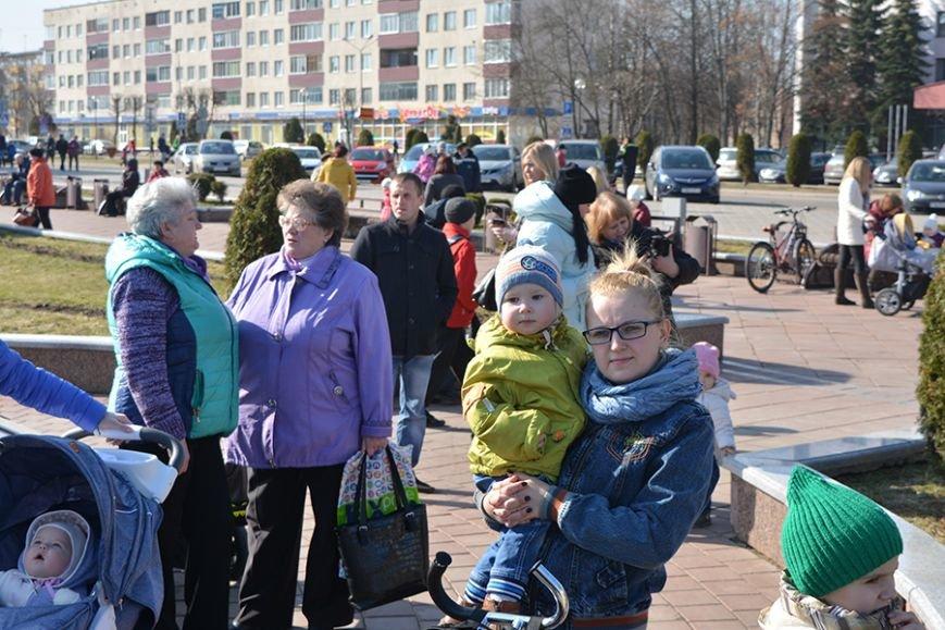 Как Бонстики развлекали ребят в Полоцке и Новополоцке. ФОТОРЕПОРТАЖ, фото-10