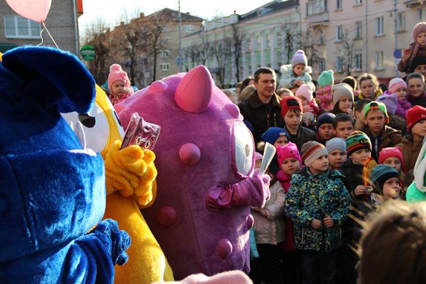 Как Бонстики развлекали ребят в Полоцке и Новополоцке. ФОТОРЕПОРТАЖ, фото-27