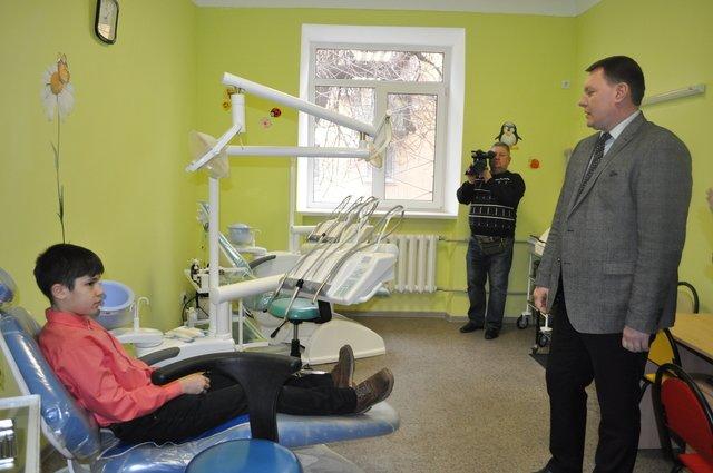 В Краматорске стоматологию модернизировали к 50-летнему юбилею, фото-2