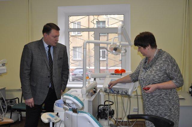 В Краматорске стоматологию модернизировали к 50-летнему юбилею, фото-1